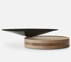 Laurel Coffee Table by Luca Nichetto - Suite Wood