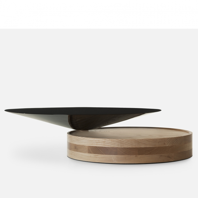 Laurel Coffee Table door Luca Nichetto - Suite Wood