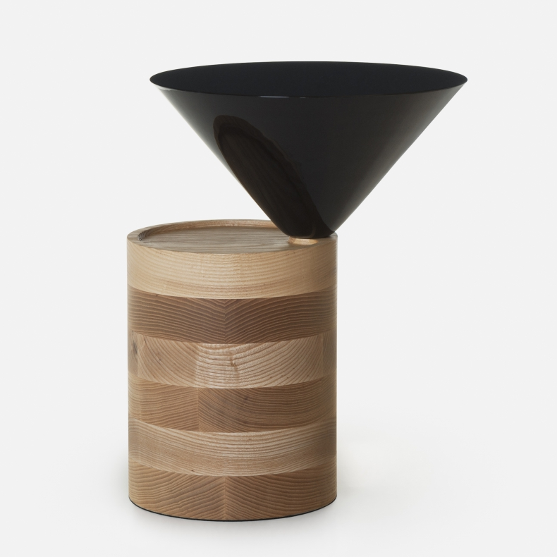 Laurel Side Table by Luca Nichetto - Suite Wood