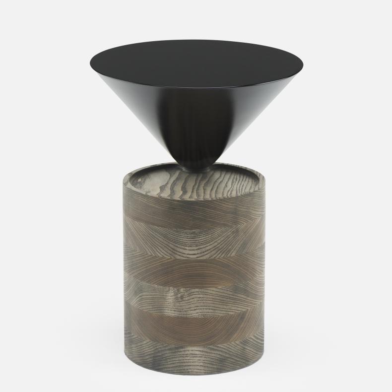 Laurel Side Table door Luca Nichetto - Suite Wood