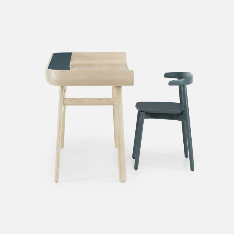 Harold Desk by Luca Nichetto - Suite Wood
