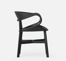 Vivien Dining Chair by Luca Nichetto - Suite Wood