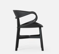 Vivien Dining Chair door Luca Nichetto - Suite Wood