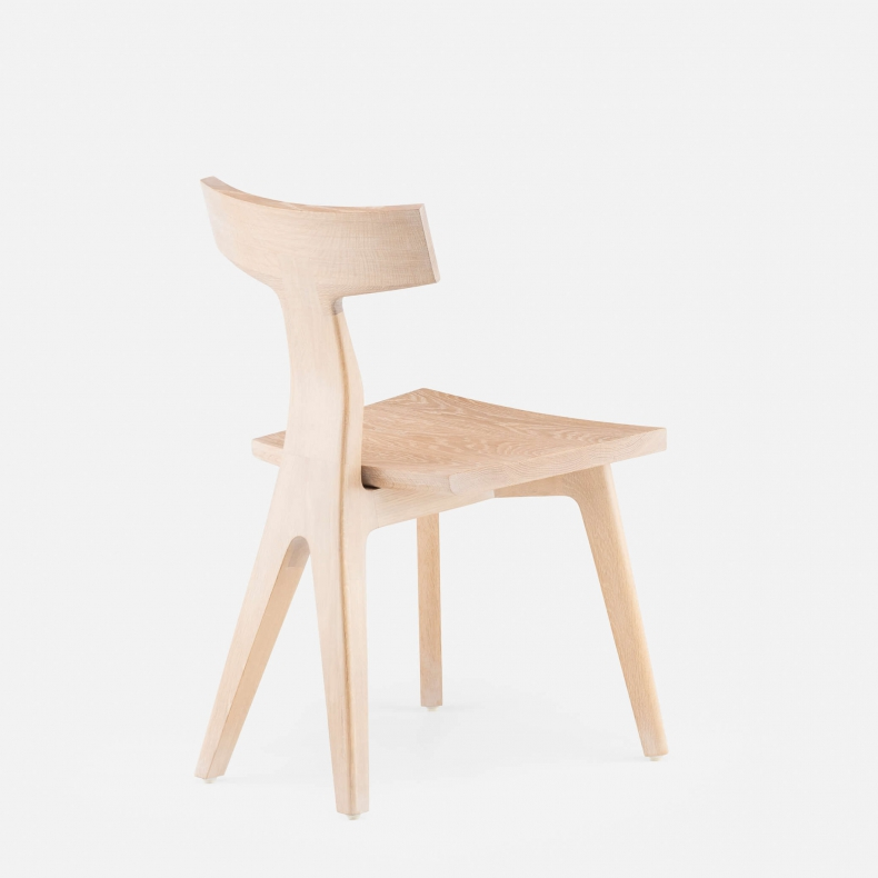 Fin Dining Chair by Matthew Hilton - Suite Wood