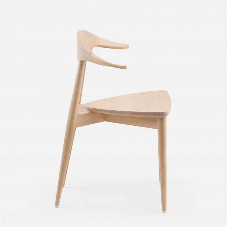 Manta Dining Chair by Matthew Hilton - Suite Wood