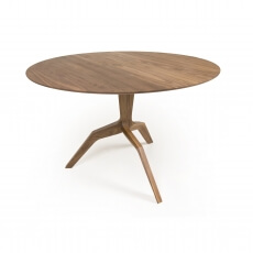 Mars Round Table in walnut