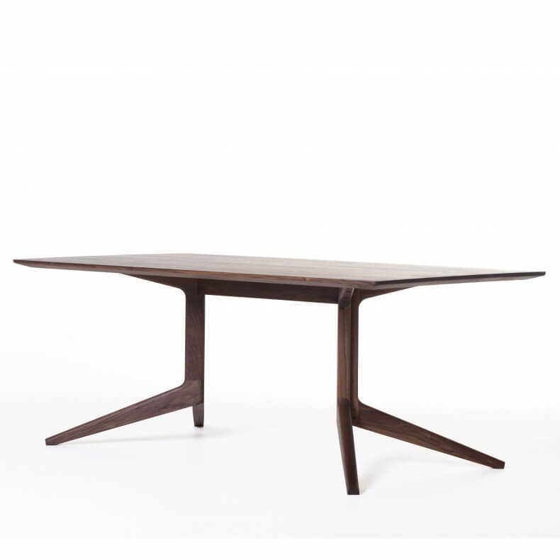Light Table by Matthew Hilton in walnut