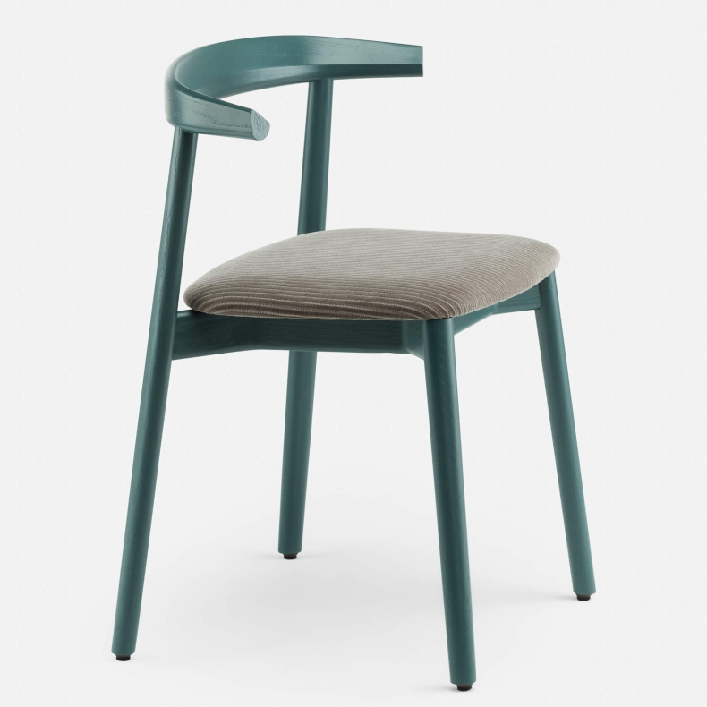 Upholstered Ando Chair by Matthew Hilton - Suite Wood