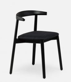 Upholstered Ando Chair door Matthew Hilton - Suite Wood