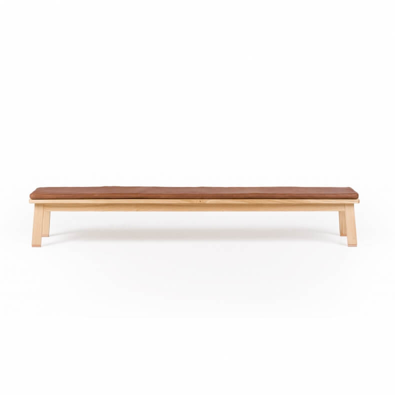 Low Bench by Studioilse in oak