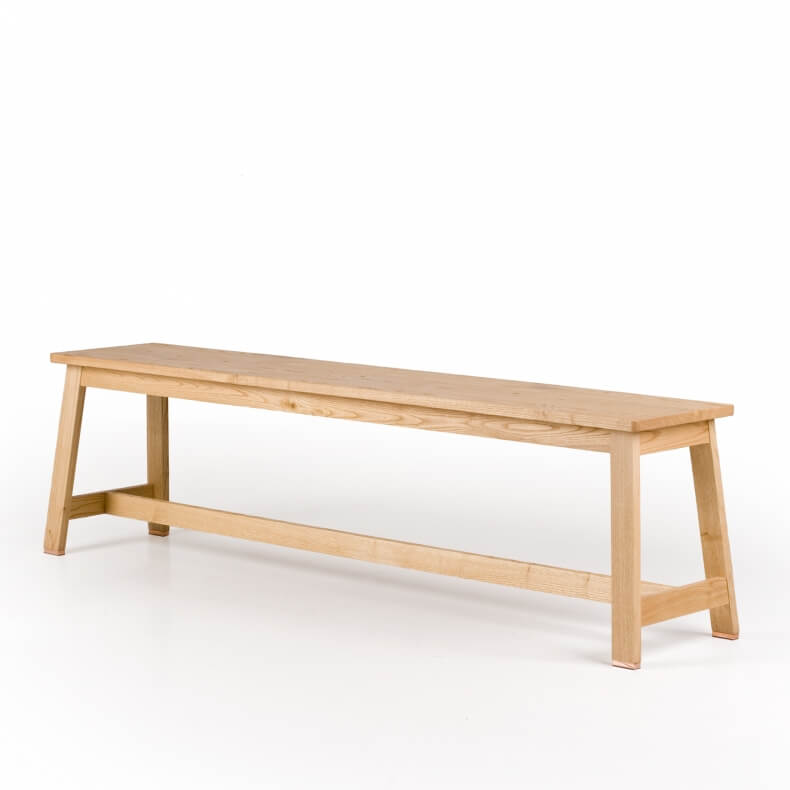 Bench by Studioilse in oak