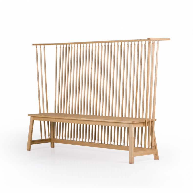Settle by Studioilse in oak