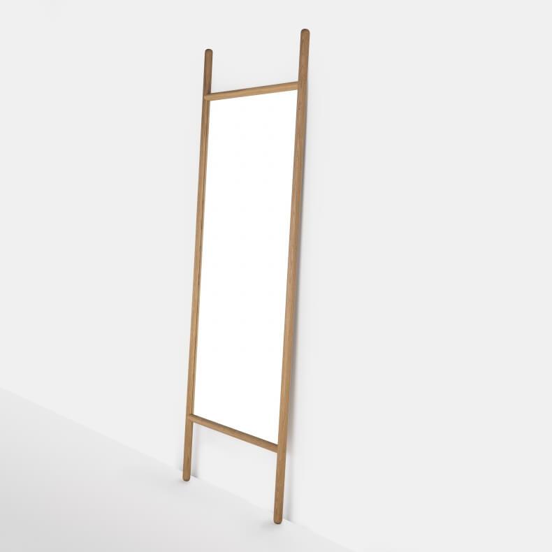 Extend Large Mirror door Neri & Hu in eikenhout