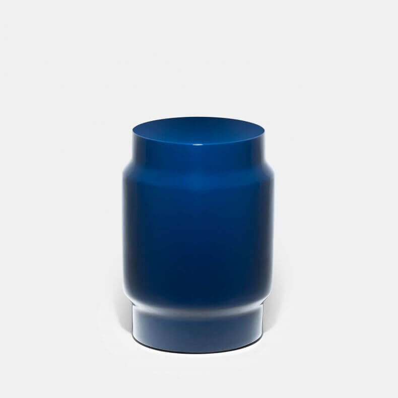 LIANOU STOOL SHOWN IN BLUE
