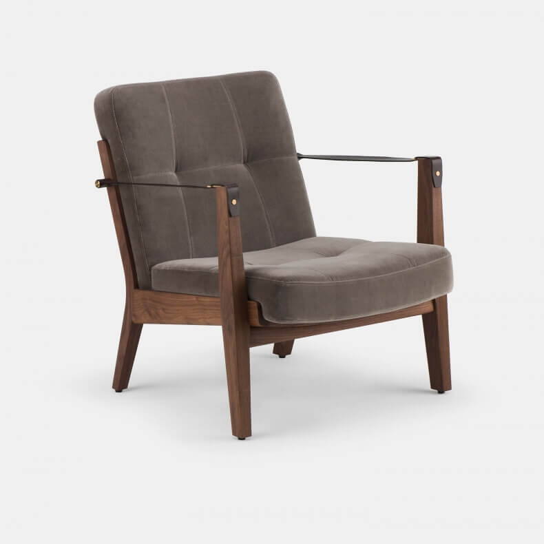 Capo Lounge Armchair by Neri & Hu - Suite Wood