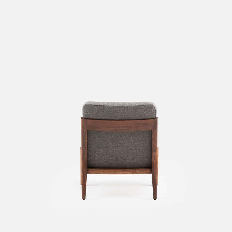Capo Lounge Chair by Neri & Hu - Suite Wood