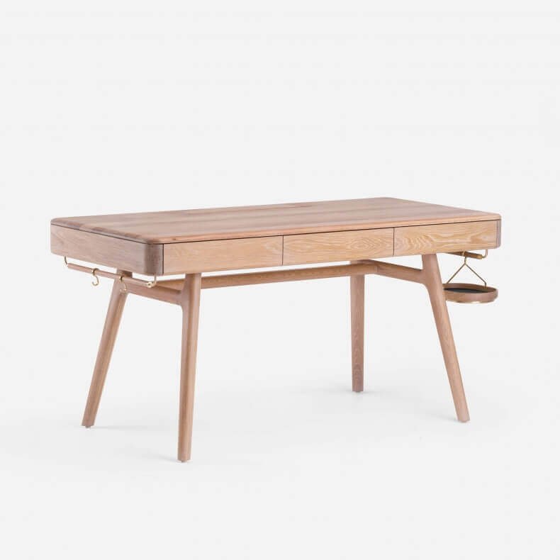 Solo Desk by Neri & Hu - Suite Wood