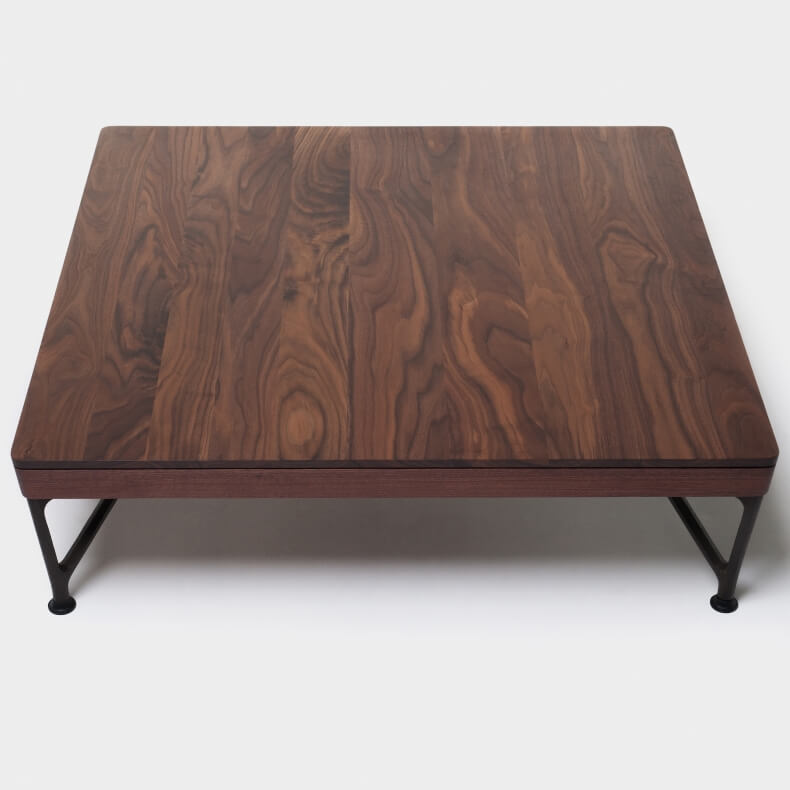 ARMSTRONG COFFEE TABLE SHOWN IN DANISH OILED WALNUT