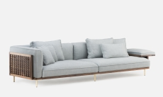 Belle Reeve Sofa System by Luca Nichetto - Suite Wood