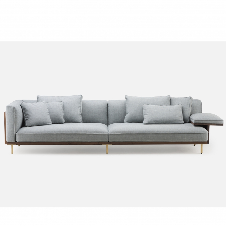 Belle Reeve Sofa System door Luca Nichetto - Suite Wood