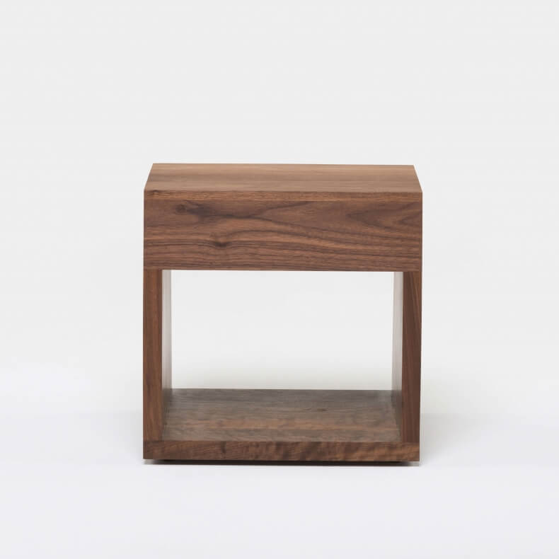 Maia by Matthew Hilton in walnut