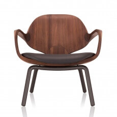 Clad Lounge Chair by Jader Almeida for Sollos