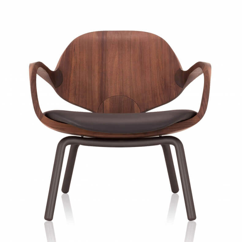 Clad Lounge Chair door Jader Almeida voor Sollos