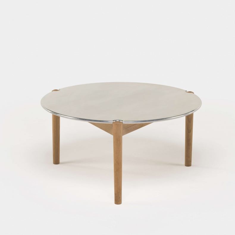 SIDEKICKS COFFEE TABLE M SHOWN IN DANISH OILED OAK
