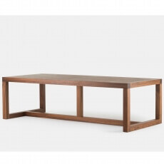 STRUCTURE TABLE SHOWN IN DANISH OILED WALNUT