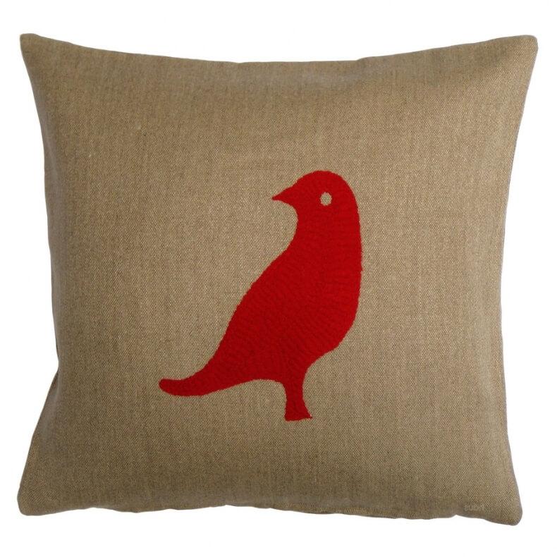 Charlene Mullen Cushion Dove Left