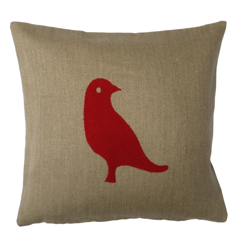 Charlene Mullen Cushion Dove Right