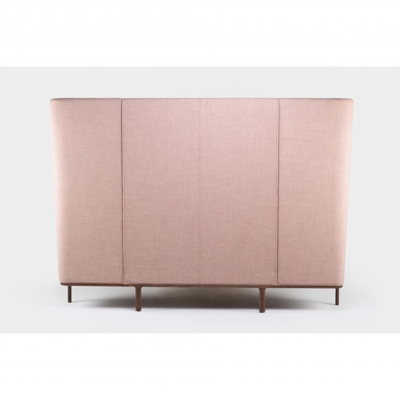 Dubois Bed by Luca Nichetto - Suite Wood