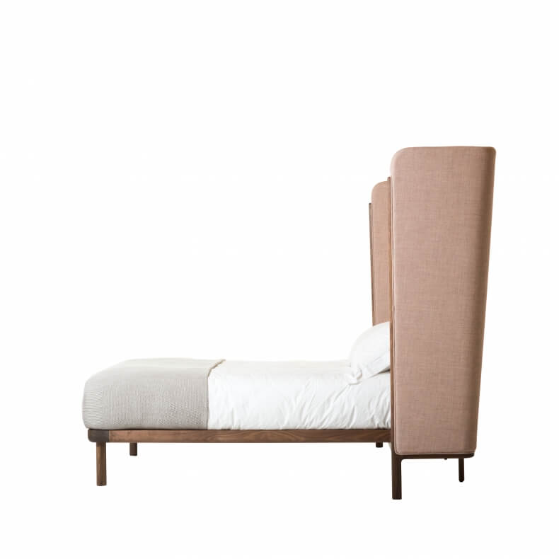 Dubois Bed door Luca Nichetto - Suite Wood