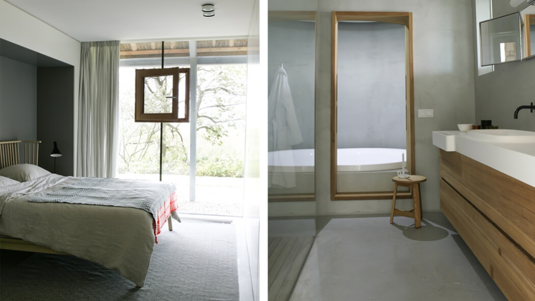 Companions Bed en Stool door Studioilse via Suite Wood