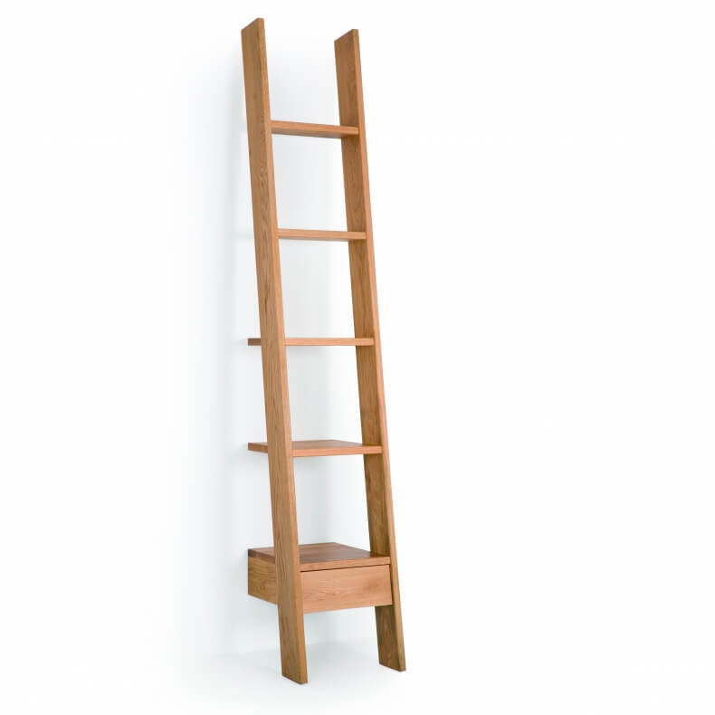 Ladder Bookcase door Autoban - Suite Wood