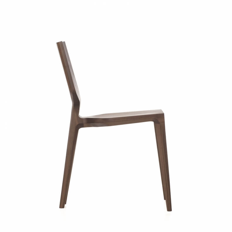 MARYS CHAIR SHOWN IN DANISH OILED WALNUT