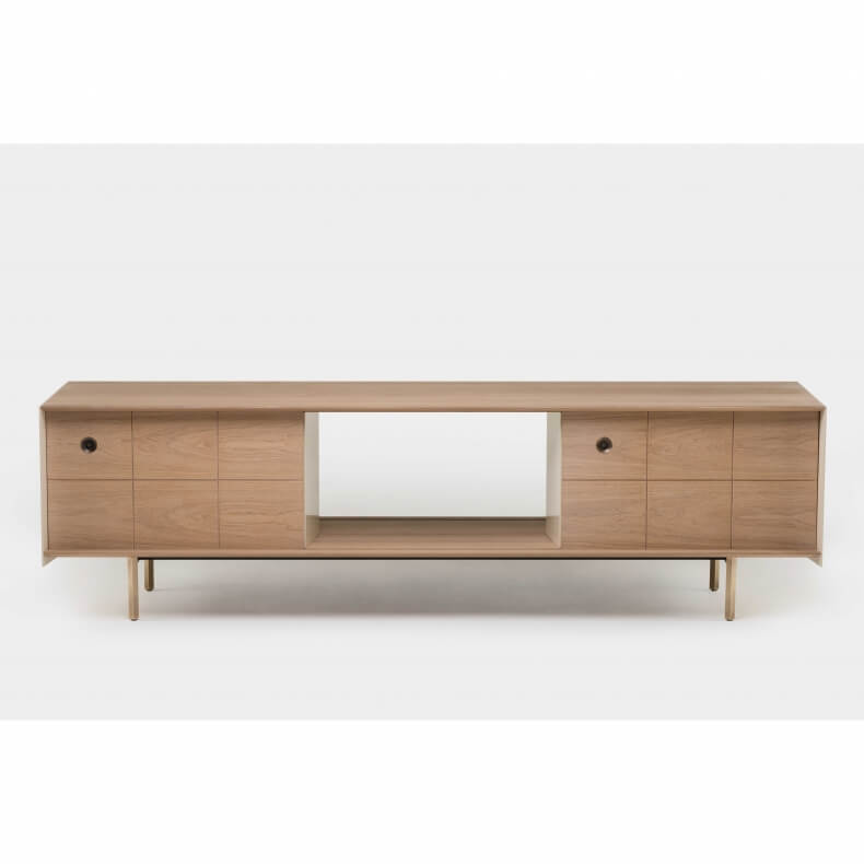 Mitch Low Cabinet door Luca Nichetto voor De La Espada via Suite Wood