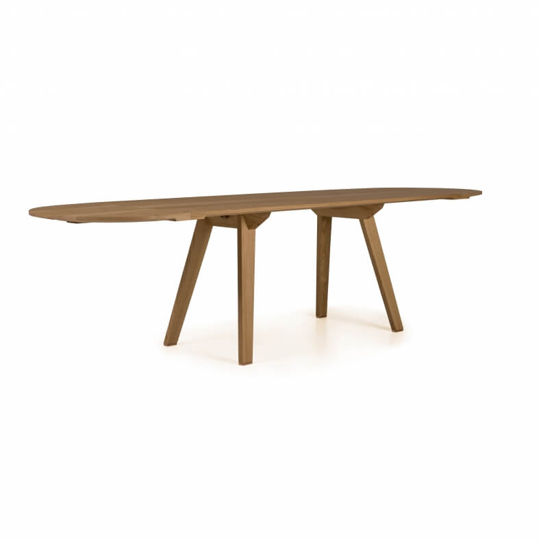 Together Extending Table in oak