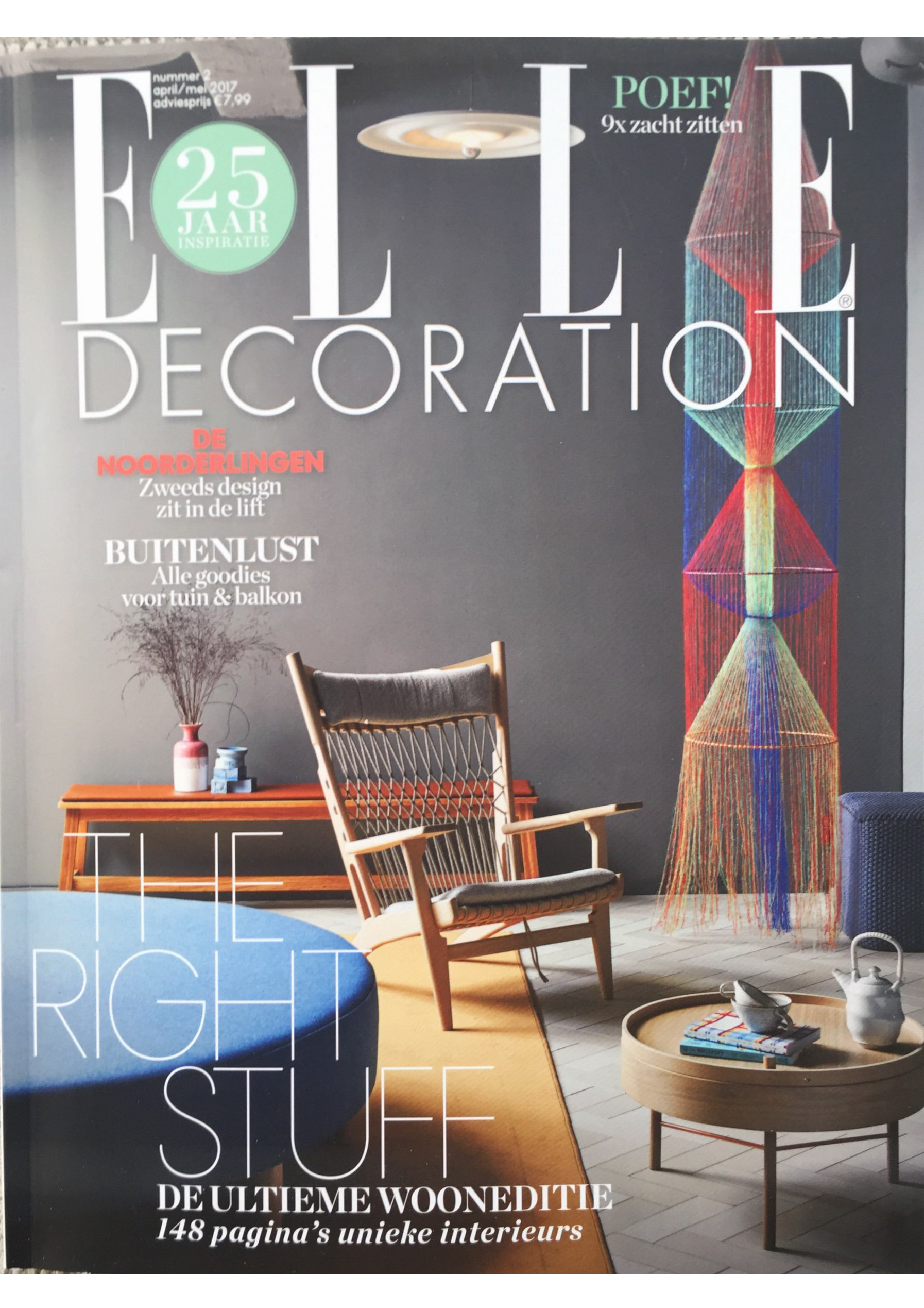 Elle Decoration April/ Mei 2017
