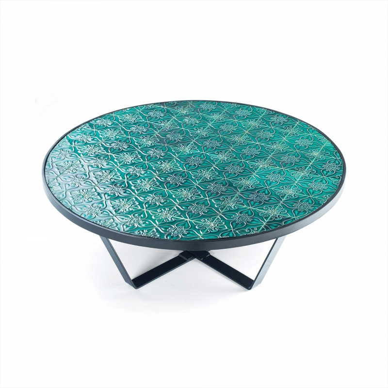 Caldas Round Center Table by Mambo