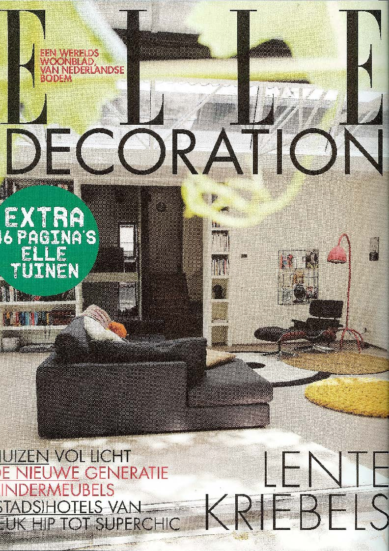 Elle Decoration April 2012